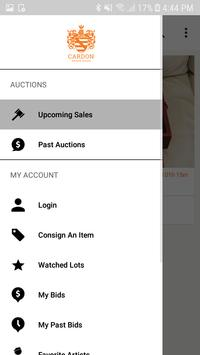 CARDON ESTATE SALES AUCTION screenshot 4