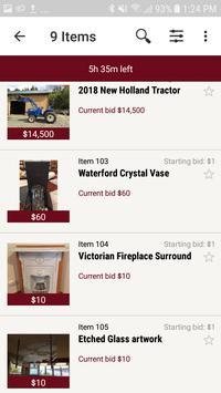 Estates Unlimited Auctions screenshot 1