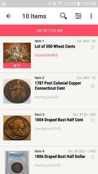 QCC Auctions screenshot 1