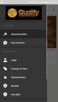QCC Auctions screenshot 4