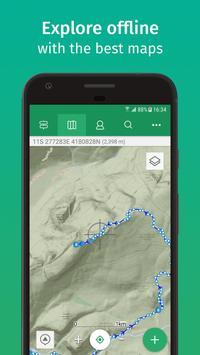 ViewRanger screenshot 1