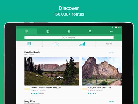ViewRanger screenshot 6