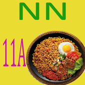 NN recipe 11A icon