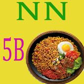 NN recipe 5B icon