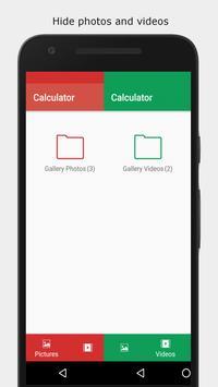Calculator capture d'écran 1