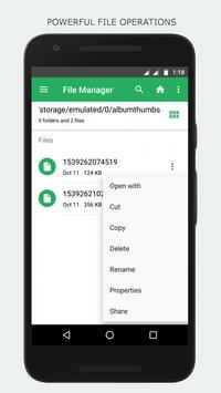 File Manager by Augustro (67% OFF) capture d'écran 5
