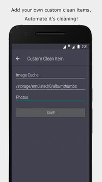 Cleaner by Augustro syot layar 15