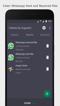 Cleaner by Augustro syot layar 1