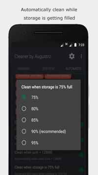Cleaner by Augustro syot layar 3