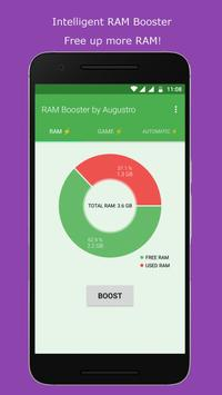 RAM & Game Booster by Augustro plakat