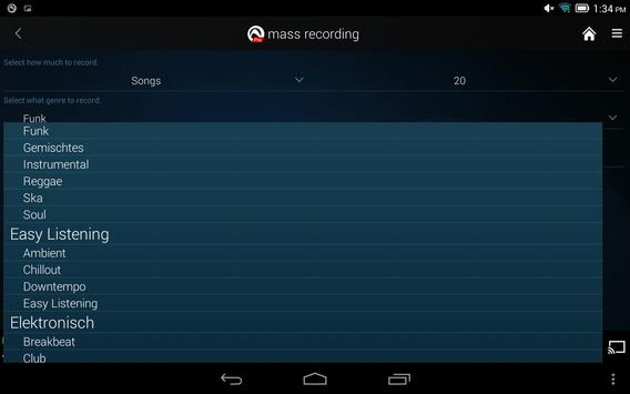 Radio Player, MP3-Recorder by Audials screenshot 15