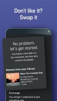 Audio Books, Stories & Audio Content by Audible screenshot 1