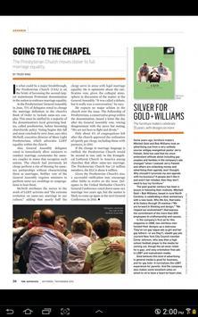 The Advocate Magazine screenshot 8