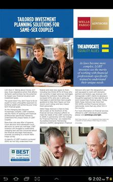 The Advocate Magazine screenshot 9