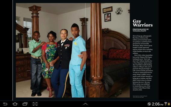 The Advocate Magazine screenshot 11