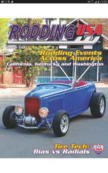 Rodding USA poster