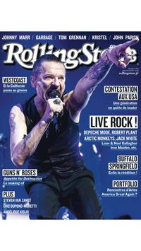 Rolling Stone France poster
