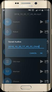 voice changer audio effects recorder for Android - APK Download