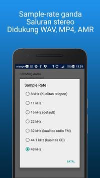 AudioRec syot layar 6
