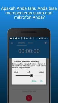AudioRec syot layar 3
