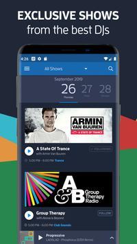 DI.FM: Electronic Music Radio screenshot 4