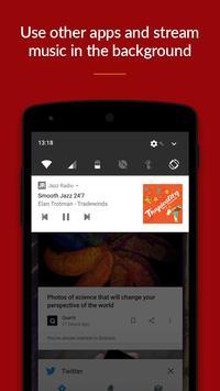 JAZZ MUSIC RADIO screenshot 5