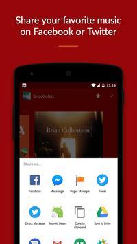 JAZZ MUSIC RADIO screenshot 7