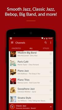 JAZZ MUSIC RADIO screenshot 2