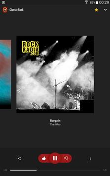 Rock Radio screenshot 9