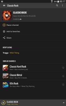 Rock Radio screenshot 8