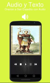 Oracion a San Expedito En Audio poster