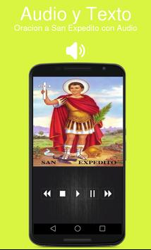 Oracion a San Expedito En Audio screenshot 1