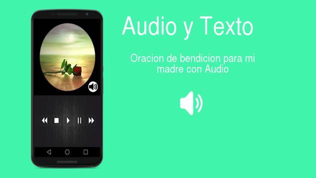 Oracion De bendicion Para Mi Madre con Audio screenshot 5