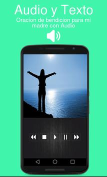Oracion De bendicion Para Mi Madre con Audio screenshot 1