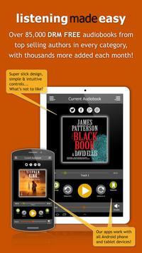 Audiobooks poster