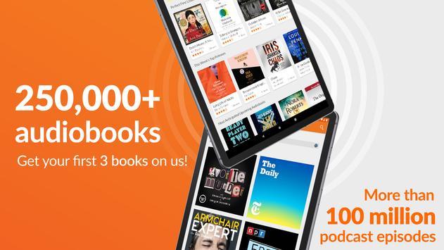 Audiobooks.com Listen to new audiobooks & podcasts screenshot 5