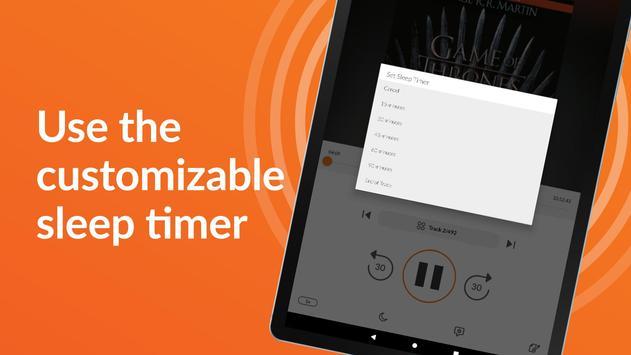 Audiobooks.com Listen to new audiobooks & podcasts screenshot 8