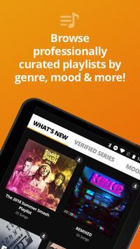 Audiomack imagem de tela 13