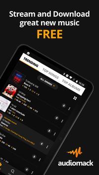 Audiomack imagem de tela 5