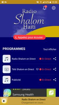 Radio Télé Shalom poster
