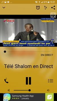 Radio Télé Shalom screenshot 1