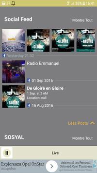 Radio Emmanuel screenshot 4