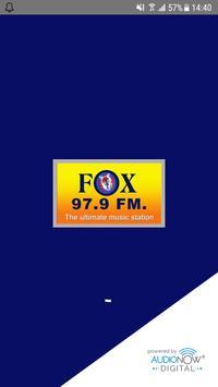Fox FM Ghana poster