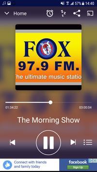 Fox FM Ghana screenshot 2