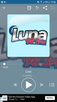 LUNA 98.3 - Dallas screenshot 2