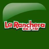 La Ranchera 96.7 FM icon