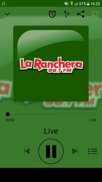 La Ranchera 96.7 FM screenshot 2