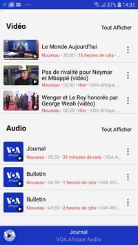 VOA Afrique ảnh chụp màn hình 3