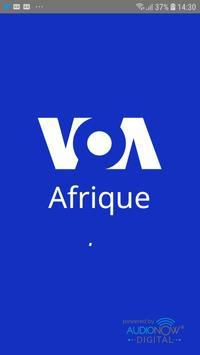 VOA Afrique постер
