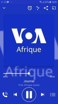 VOA Afrique скриншот 2